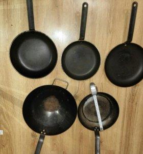 Набор сковородок для WOK.