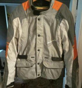 Куртка мотоциклетная текстиль.