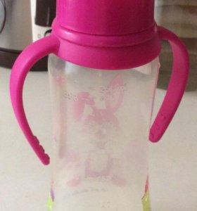 Бутылочки для вашей малышки