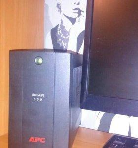 Ибп(UPS) APC650