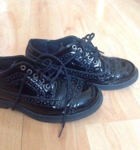 Детские туфли Richter