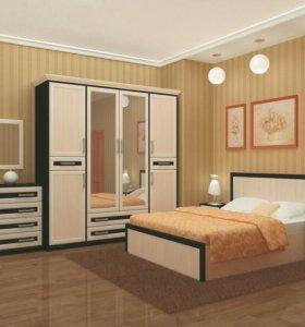 Спальня Грация модульная