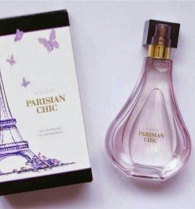 Парфюмерная вода parisian chic