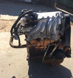 Двигатель на ваз-2110 8 клапанный