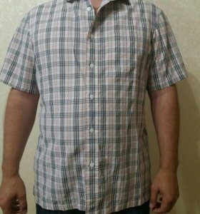 Новая мужская рубашка 50-52
