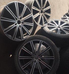 OZ r17 оригинал Mercedes Audi