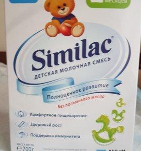 Молочная смесь Similac 2 от 6 до 12 мес 700гр