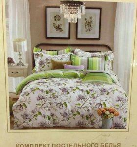 Семейный комплект постельного белья Милано