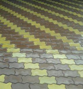 Тротуарной плитки