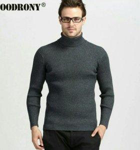 Новый, свитер шерстяной (cordony)