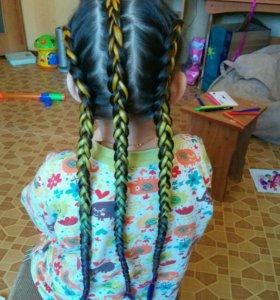 Box braids или боксерские косы