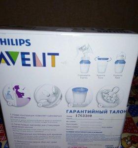 Молокоотсос ручной AVENT
