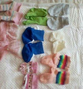 Носочки деткие