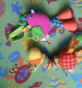 Игрушки фирма Tiny love