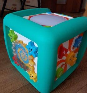 Развивающий куб ELC