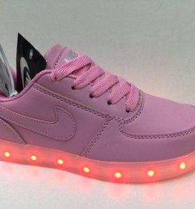 Светодиодные кроссовки