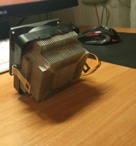 Кулер с радиатором для охлаждения процессора