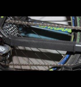 Защита пера велосипеда