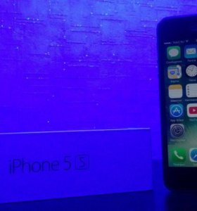 iPhone 5S 16GB Space Gray РСТ