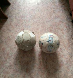 Футбольный мячи