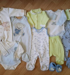 Одежда для мальчика 62—74