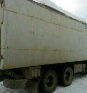 Грузоперевозки до 8 тонн (Термобудка)
