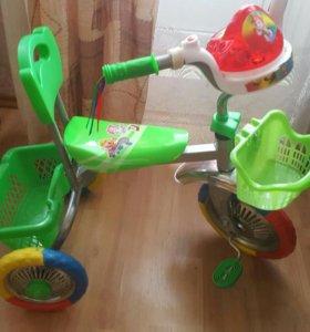 3-х колесный велосипед