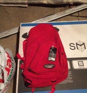 Рюкзаки недорого новые