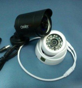 Видеонаблюдение , камеры видеонаблюдения