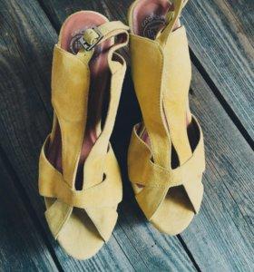 Туфли Jeffry Campbell