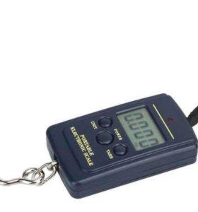 Цифровые весы кантер безмен до 40 кг