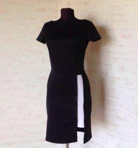 Новое элегантное чёрное платье