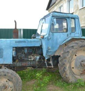 МТЗ- 80