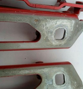 Петля крышки багажника Opel Astra-H ,БУ