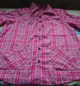 Рубашка до 70 размера