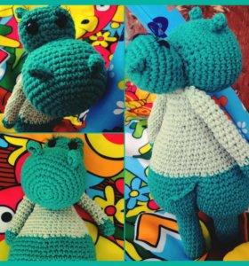 Бегемотик Hippo