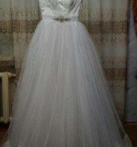 Свадебное платье новое с биркой