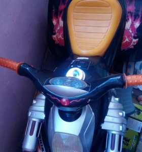 Квадроцикл на аккумуляторе