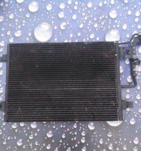Радиатор кондиционера для фольксваген сирокко