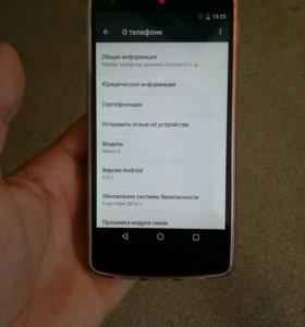 LG Nexus 5. 4G
