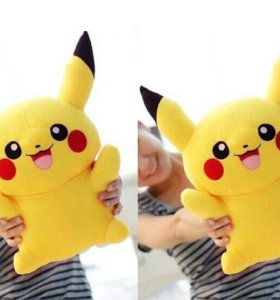 Новая плюшевая игрушка Покемон Пикачу