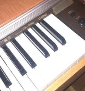 Цифровое пианино Casio PX-800