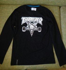 Thrasher лонгслив и шорты