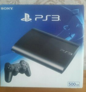 Sony PS 3 500г