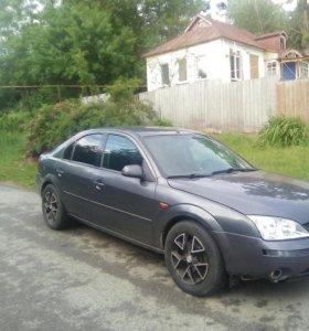 Форд мондэо