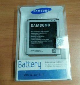 Аккумулятор Samsung i9500 S4