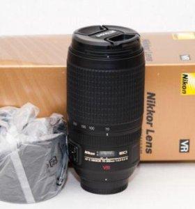 Nikon af-s 70-300mm Nikkor
