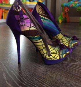 Туфли- босоножки 35-36 размер