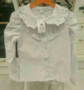 Новая блузка в школу