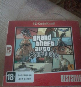 GTA 4 SanAndreas